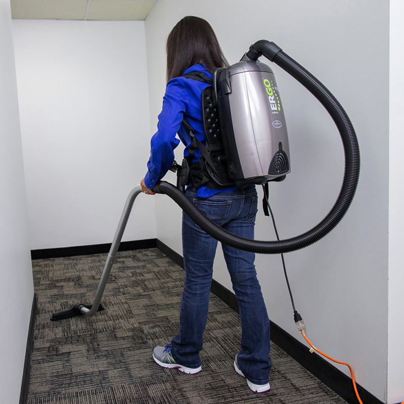 Backpack HEPA Vacuum - VACBP2