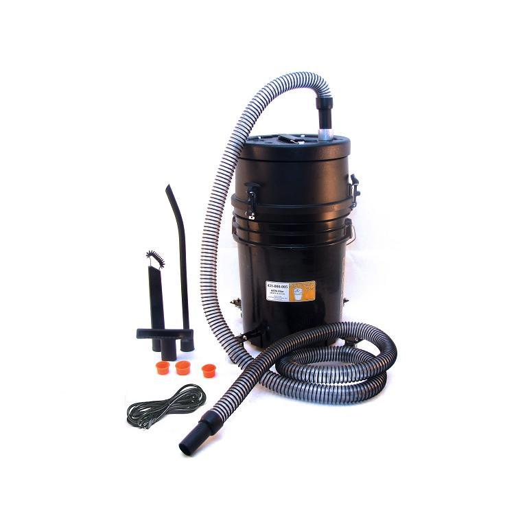 High Capacity Type H Asbestos Vacuum - HCTV5UM