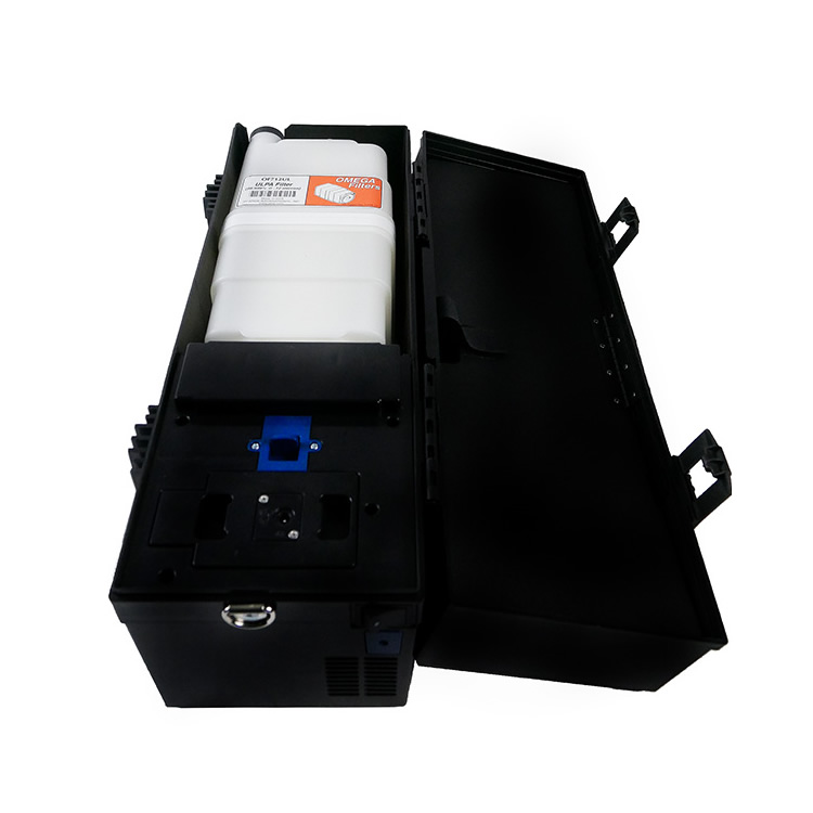 Battery Omega Plus Type H Asbestos Vacuum - VACO22VDC