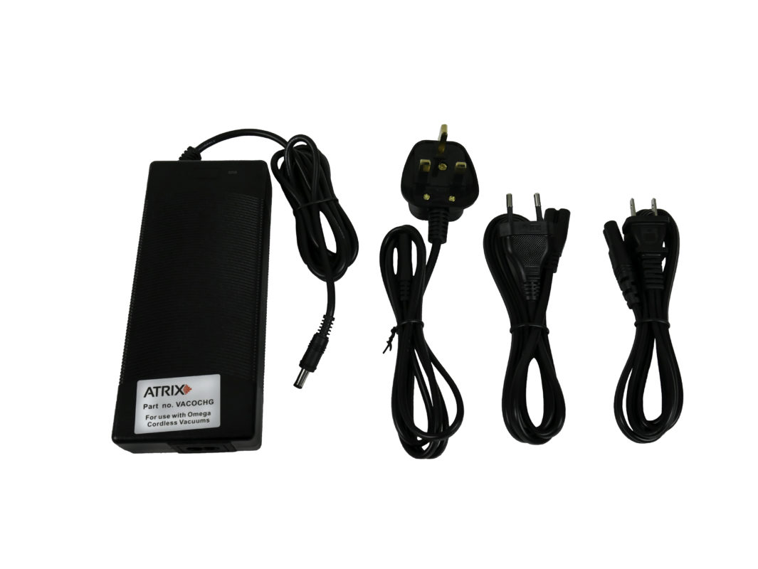 Omega Vacuum Battery Charger - VACOCHG